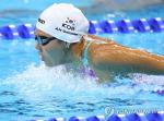 안세현 세계선수권 4위, 접영 한국 신기록·…박태환 이어 두번째 100m·200m 결승
