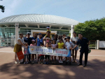 부산 동부경찰서, 이주민들과 특별한 시티투어