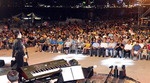 열린음악회, 부산바다축제 대미 장식