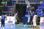 [남자농구 아시안컵] 한국, 필리핀에 8점차 리드 … spotv서 중계(2쿼터 종료)
