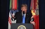 """트럼프 """"아프가니스탄서 이길 때까지 싸울 것"""""""