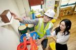 SKT, 학교 미세먼지 자동관리 IoT 서비스 출시
