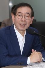 [리얼미터]서울시장 적합도 박원순 1위, 이재명 황교안 안철수 뒤 이어