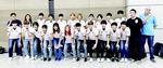 한국 여자핸드볼 유럽 전훈