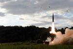 북한 맞서 날린 '현무-2A' 한 발 추락