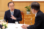 반기문 IOC 윤리위원장 취임...'올림픽 부패스캔들' 정조준