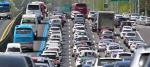 고속도로 교통상황, 나들이.벌초객 몰려 체증...경부.서해안 고속도로 밀리는 구간 보니