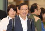 """박원순, 이명박 검찰 고발... """"국가 근간 훼손한 중대 사건"""""""