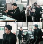 '블랙' 송승헌, 총을 든 死자 송승헌의 경찰서 방문기