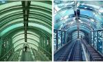 용두산 194계단 에스컬레이터에 미디어패널 설치... 내년 하반기 완공