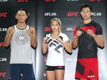 'UFC 한일전 무패 기록' 이어질까?…김동현-전찬미-임현규 'UFC in Japan' 출전