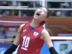 여자배구 대표팀 4경기 연속 무실세트...조 1위로 세계선수권 진출