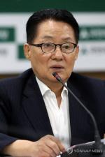 """박지원 """"北, 추가 핵도발 중단하고 백두산 화산 문제 정보 공유해야"""""""