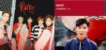 B1A4 '롤린' vs 유노윤호 'DROP' 25일 18시 신곡 동시 공개