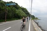 해안선 따라 이어진 평지…너란 섬 자전거 타기 딱 좋구나