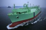 삼성중공업 2500억 원 규모의 LNG-FSRU 수주