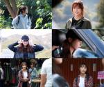 '브라보 마이 라이프' 정유미, 사랑스럽고 싱그러운 웃음…비하인드 컷