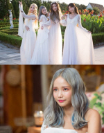 '오! 반지하 여신들이여' 하연수-소진-차정원-해령, '그리스여신 포착' 촬영 비하인드