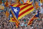 스페인, 카탈루냐 자치권 박탈에 대규모 집회 … 푸지데몬 수반 독립 선언 가능성도