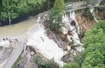 일본 덮친 태풍 '란'