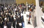 국제해양방위산업전 개막