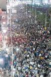 부산불꽃축제 112만 명 운집…시민의식 빛나
