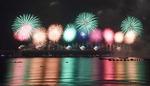 제13회 부산불꽃축제 화보…10월의 어느 멋진 날