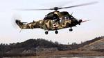 시험비행하던 수리온 헬기, 고성 비상착륙