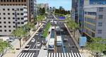 버스중앙차로(BRT) 횡단보도, 서면상권 흔든다