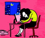 [톡 쏘는 과학] 수면 부족 등 건강 해치는 '5적'