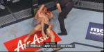 [UFC] 조르주 생 피에르 '무한 테이크다운'승리…  비스핑 기절