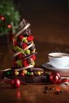 [호텔가] 파크 하얏트 부산 '라운지' 크리스마스 시즌 메뉴 초콜릿 판타지아 外
