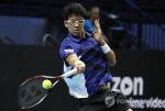 한국 테니스 희망 정현, 한국 선수론 14년 10개월 만에 투어 대회 정상 등극