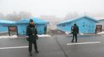 JSA 귀순 북한군 병사 북측 총격에 팔꿈치 등 부상...군 나이 계급 귀순 동기 파악 중