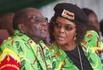 가택연금 짐바브웨 독재자 '무가베'...퇴진 거부에 '탄핵론' 대두