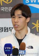 [쇼트트랙 월드컵 4차] 황대헌, 남자 1500m 은메달… '韓, 3차까지 모두 金'