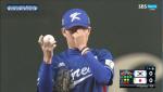 [한국 일본 야구] 1회부터 흔들리는 박세웅