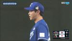 [한국 일본 야구] '3실점' 자신감 잃은 김윤동