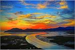 [포토에세이] 순천만의 해넘이 풍경