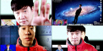 '배거슨' 배성재 아나운서…방탄소년단과 싱크로율 100%를 자랑하는 패러디 뮤직비디오 화제