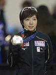 이상화 라이벌 고다이라, 여자 1000m 세계신기록