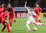 '평양의 기적' 재연 실패…여자축구 우승도 날렸다