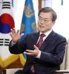 문재인 대통령 시진핑 '일대일로' 의식 충칭 방문
