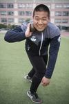 [내일은 스타] 4㎏ 쇠공 던졌다하면 금메달 '15세 헤라클레스'