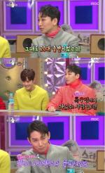 '라디오스타' 김호영, 범상치 않은 매력 폭발 '역대급 캐리턱 등장'