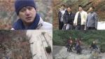 '김무명을 찾아라' 조재현, 북한산에서 눈물짓다…추리단 추리 포기 선언