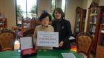 창원시 자연유치원 원장, 경상대에 2000만원 기부