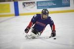 [스포츠플러스] 패럴림픽 아이스하키 첫 메달 기대하세요