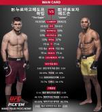 UFC 219 하빕 누르마고메도프, 에드손 바르보자 꺾고 9연승