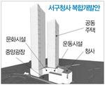 부산 토성동 새 서구청사 위 임대주택 700가구